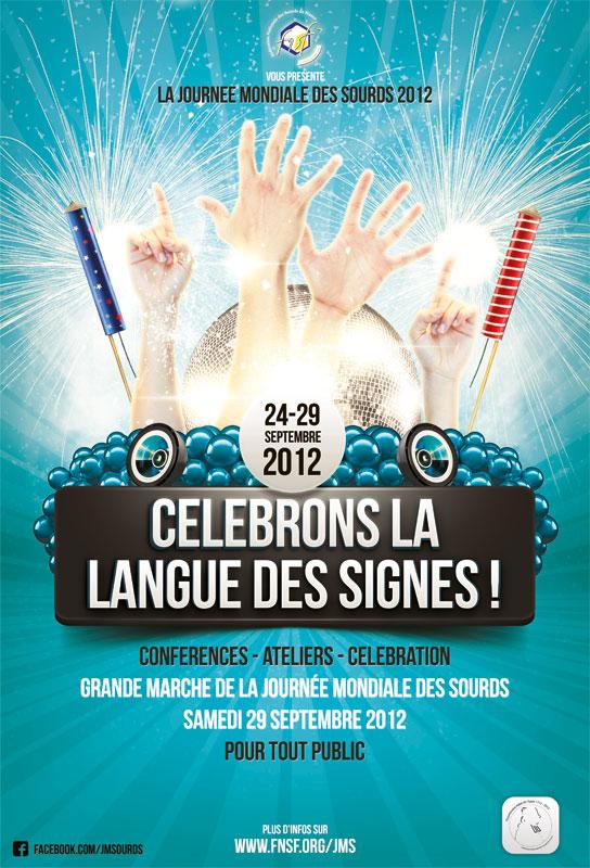 JMS 2012 - FNSF - Paris